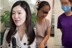 Hoa hậu Hong Kong tố bảo mẫu đánh con