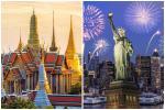 Đêm yên lặng ở thành phố không ngủ Bangkok-1
