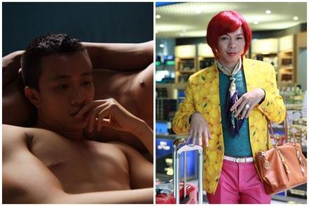 Người đồng tính - nỗi ám ảnh lòe loẹt và những cảnh nóng gợi dục