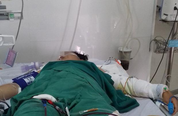 VZN News: Chồng đổ xăng đốt vợ đang mang thai 7 tháng vì nghi vợ ngoại tình-1