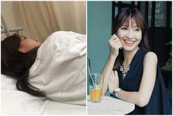 Bị tài xế xe ôm đấm liên hồi vào mặt, diễn viên Kim Nhã ngất xỉu phải nhập viện cấp cứu