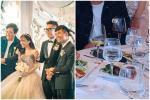 Đám cưới con gái đại gia Minh Nhựa chi gần 20 tỷ nhưng thực đơn chỉ có 5 món