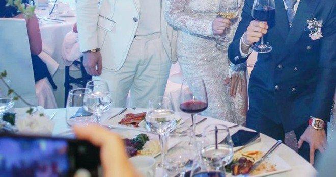 Đám cưới con gái đại gia Minh Nhựa chi gần 20 tỷ nhưng thực đơn chỉ có 5 món-5