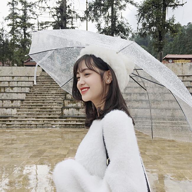 Chân dung gái xinh hát dở ẹ được Dương Triệu Vũ hối thúc đi thi Hoa hậu tại Giọng Ải Giọng Ai-10