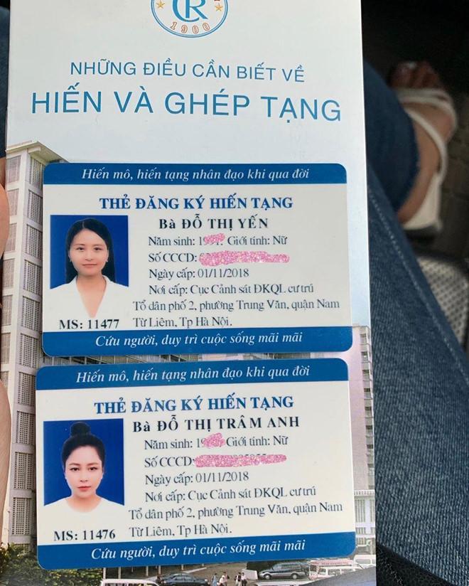 Hot girl Trâm Anh: Hiến tạng vì không may chết đi vẫn cứu được người-1