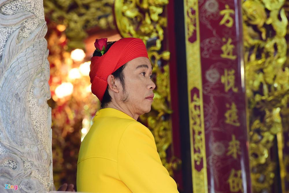 Hoài Linh làm lễ dâng hương Tổ nghề, nhiều nghệ sĩ Việt tham dự-3