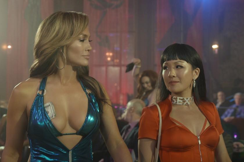 Jennifer Lopez gần như nude trên phim-2