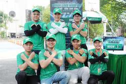 Đen Vâu, Trúc Nhân, Chi Dân 'Thống lĩnh đỉnh cao, lái chất - Sống xanh cùng thủ lĩnh Winner X'