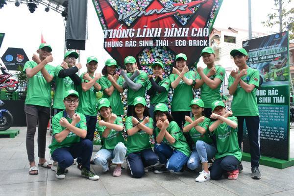 Đen Vâu, Trúc Nhân, Chi Dân Thống lĩnh đỉnh cao, lái chất - Sống xanh cùng thủ lĩnh Winner X-4