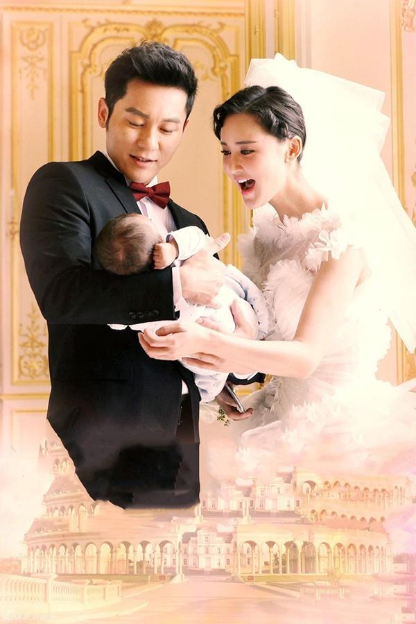 Hậu chia tay Phạm Băng Băng, Lý Thần trở thành ông bố bất đắc dĩ-2