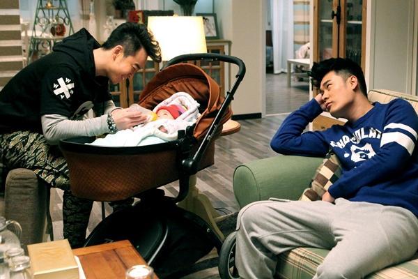 VZN News: Hậu chia tay Phạm Băng Băng, Lý Thần trở thành ông bố bất đắc dĩ-4