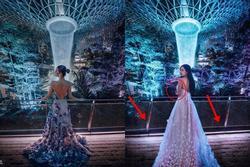 Vợ hai Minh Nhựa bị bóc mẽ 'sống ảo' khi để lộ điểm bất thường trong loạt ảnh du lịch sang chảnh
