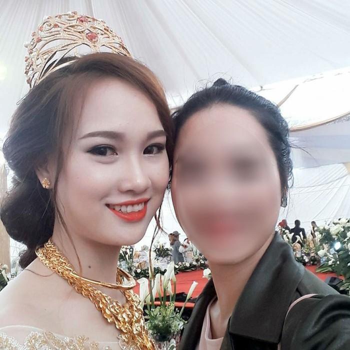 Những đám cưới xa hoa, dát đầy vàng của con đại gia Việt-7