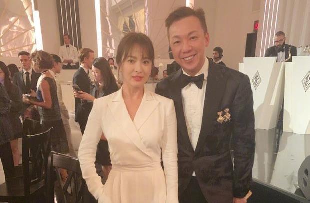 Song Hye Kyo nói về cảm xúc sau khi ly hôn Song Joong Ki-1