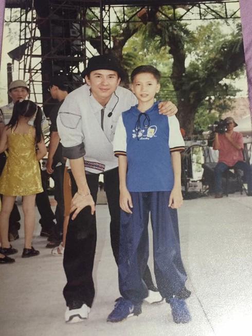 Có duyên từ 20 năm trước, S.T Sơn Thạch sướng rơn khi được Đan Trường chủ động kết bạn hỏi thăm-1
