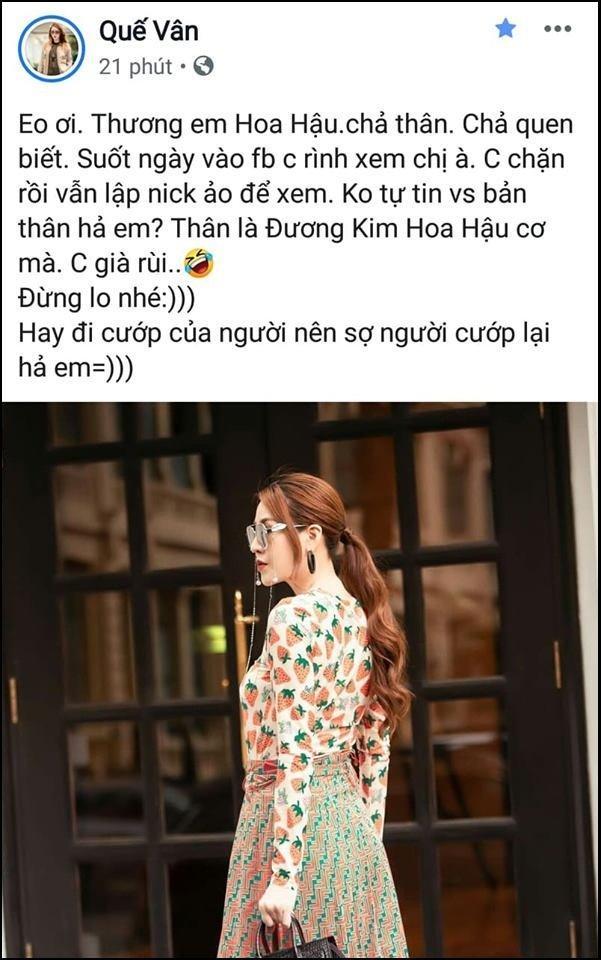 VZN News: Cặp mỹ nhân Quế Vân - Hà Hồ: Chỉ thở nhẹ cũng khiến bao tên tuổi showbiz ăn mất ngon ngủ chẳng yên-4