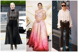 SAO MẶC XẤU: Nhã Phương mặc váy quê mùa sến sẩm - Sulli lộ nội y cùng vòng 1 xập xệ