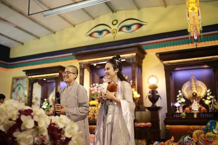 VZN News: Nhan sắc Angela Phương Trinh được so sánh với chị Hằng nhưng antifan vẫn soi vào chiếc mũi chẳng khác nào Đát Kỷ-10