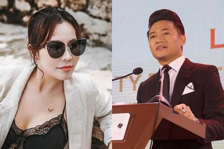 Người tình đại gia bị đồn bỏ tiền cho nam diễn viên Quý Bình mở công ty là ai?