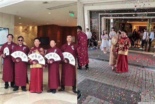 Hết cặp đôi ở Cao Bằng, dân mạng xôn xao trước đám cưới cô dâu 26 và chú rể 62 tuổi-3