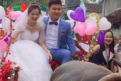 Nhan sắc cô dâu 'cưỡi trâu về nhà chồng' nở nụ cười rạng rỡ làm dân mạng hết lời khen ngợi