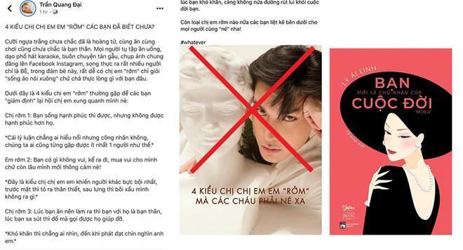Vợ Minh Nhựa, hot boy Quang Đại đều bị tố sống ảo câu like-3