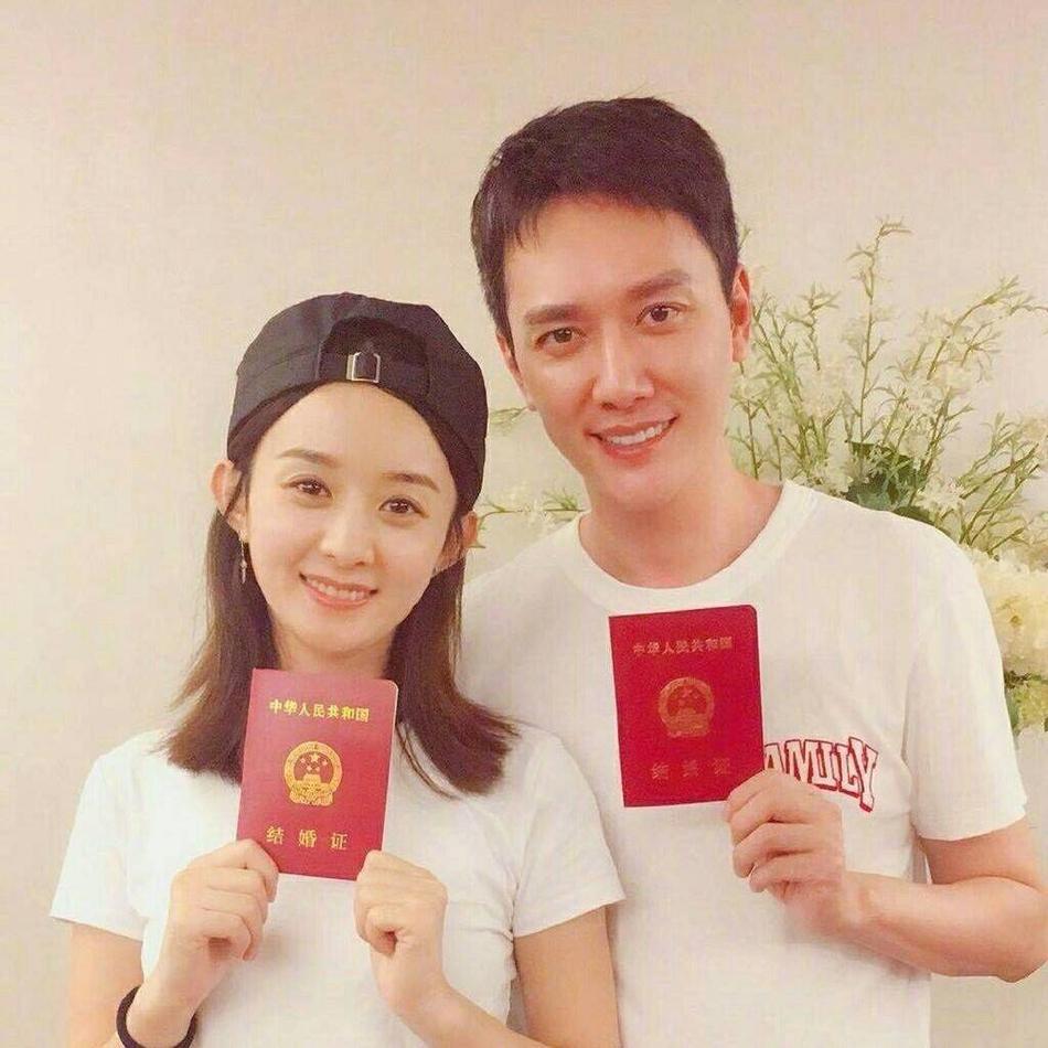VZN News: Vợ chồng Triệu Lệ Dĩnh - Phùng Thiệu Phong hẹn hò tình tứ giữa tin đồn ly hôn-1