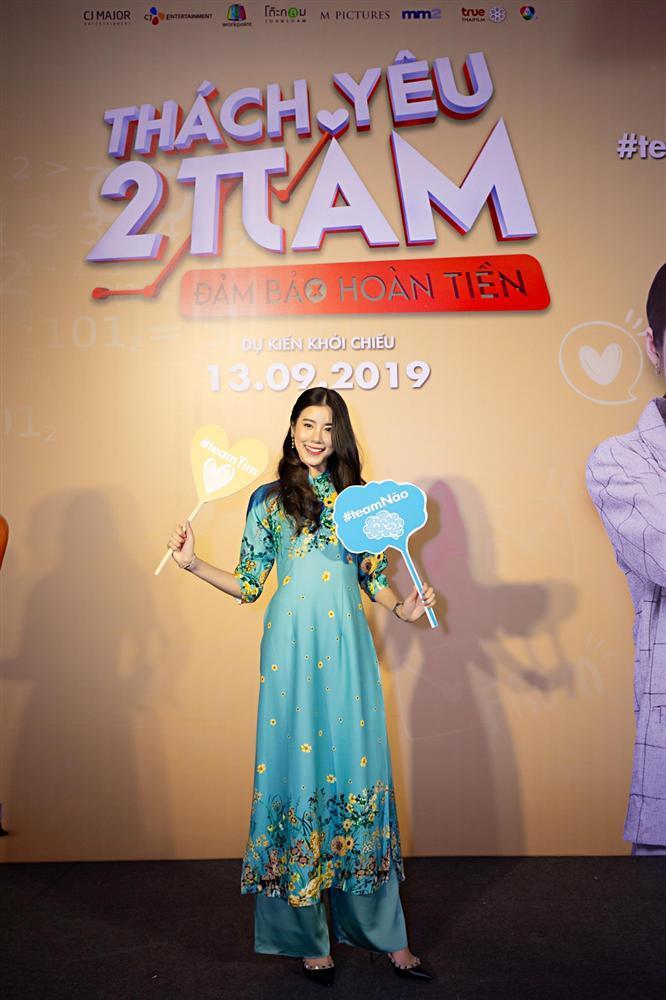 Jun Vũ trổ tài nói tiếng Thái, làm phiên dịch cho Esther Supreeleela-2