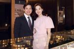 Chỉ 1 khoảnh khắc, Hoa hậu Đặng Thu Thảo lộ gương mặt ngày càng có 'tướng phu thê' với ông xã đại gia