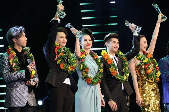 VZN News: Giải thưởng thế nào mới thỏa mãn được sao Việt?-7