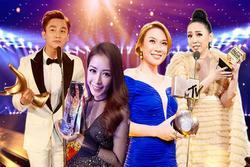 Giải thưởng thế nào mới thỏa mãn được sao Việt?