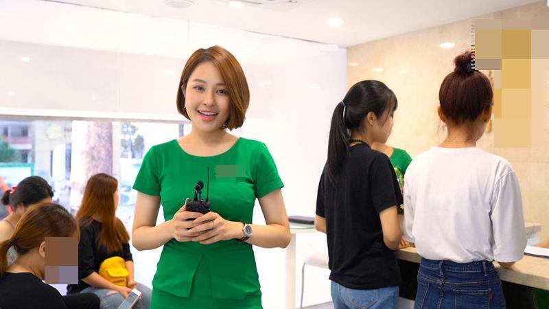 Bất ngờ với ngoại hình tăng cân, da mặt sần sùi của hot girl Trâm Anh sau 5 tháng lộ clip nóng-4