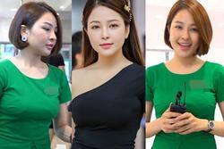 Bất ngờ với ngoại hình tăng cân, da mặt sần sùi của hot girl Trâm Anh sau 5 tháng lộ clip nóng