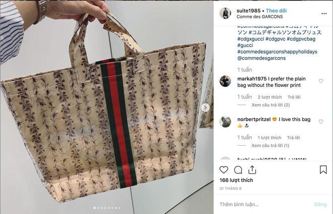 Túi Gucci làm từ giấy gây khó hiểu khi bán giá 13 triệu đồng-2