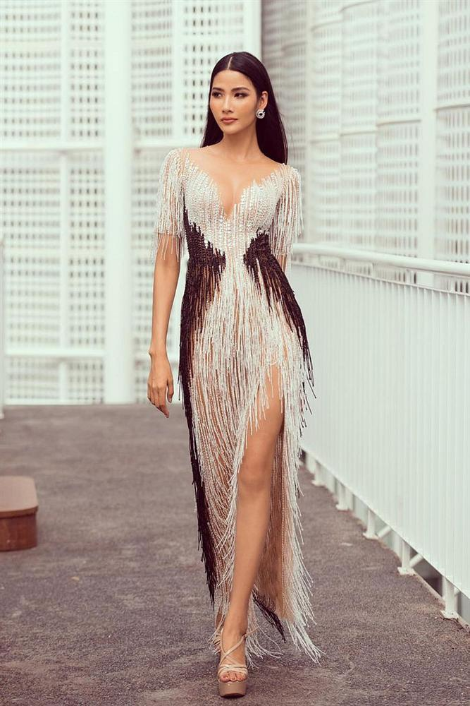 Bản tin Hoa hậu Hoàn vũ 11/9: HHen Niê và Hoàng Thùy tắt nắng trước giai nhân nghiêng nước nghiêng thành-2