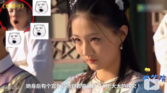 Những cảnh phi lý gây cười trong phim cổ trang Trung Quốc-3