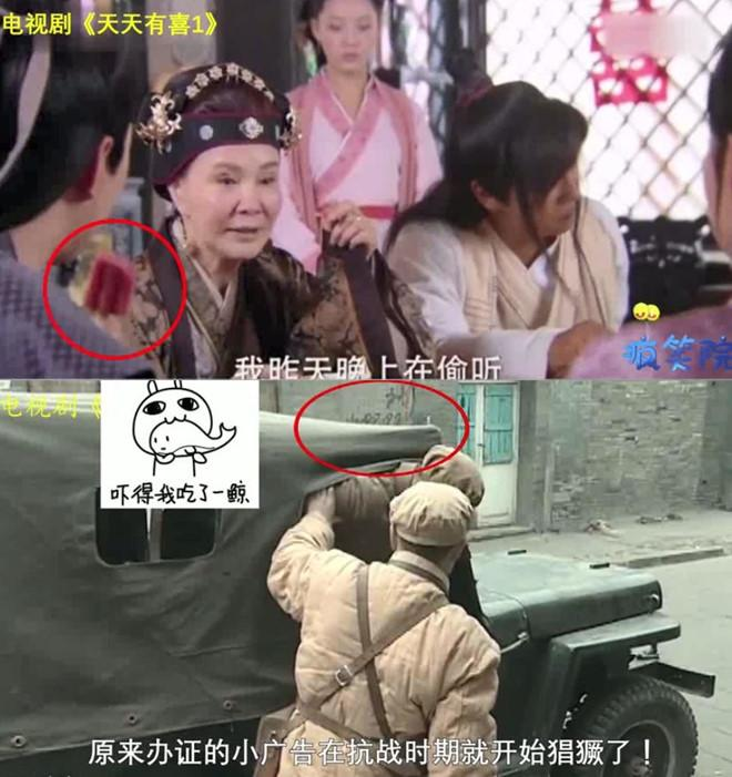 Những cảnh phi lý gây cười trong phim cổ trang Trung Quốc-10