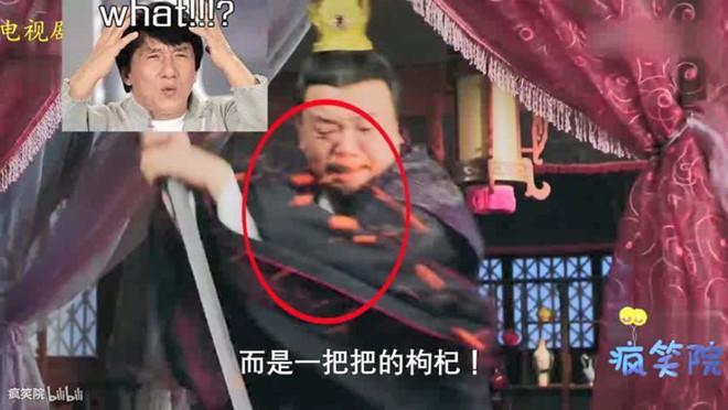 Những cảnh phi lý gây cười trong phim cổ trang Trung Quốc-8