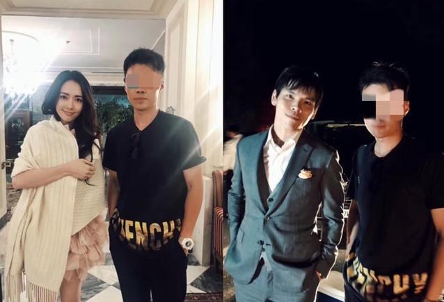 Con trai ông trùm Hướng Hoa Cường cưới mỹ nhân Đài Loan ở Italy-2