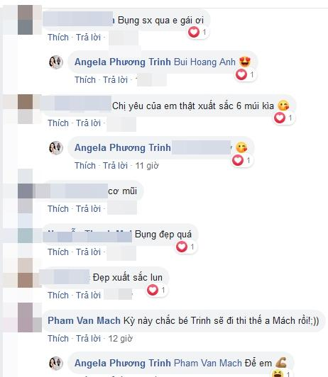VZN News: Angela Phương Trinh khoe bụng 6 múi cuồn cuộn khiến VĐV thể hình số 1 Việt Nam trầm trồ-6