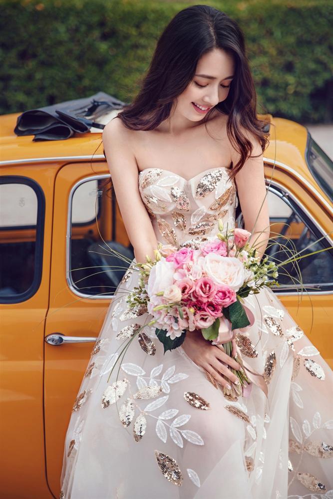 VZN News: Trọn bộ ảnh cưới ngọt ngào của con trai ông trùm Hướng Hoa Cường và mỹ nhân Tiểu thời đại-8