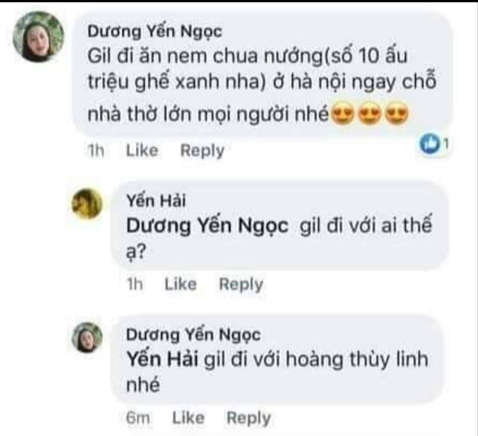 Sau nghi án chia tay Vĩnh Thụy, Hoàng Thùy Linh vướng nghi án hẹn hò đồng tính Gil Lê-5