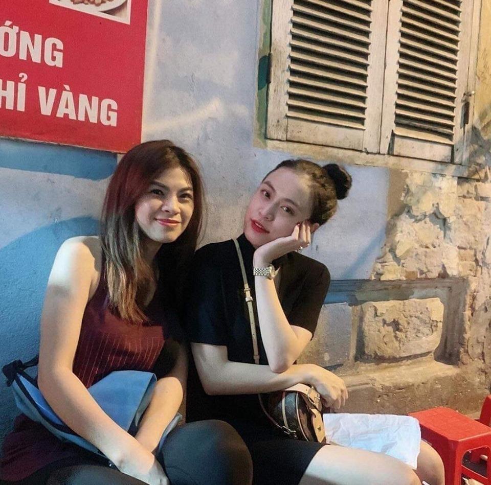 Sau nghi án chia tay Vĩnh Thụy, Hoàng Thùy Linh vướng nghi án hẹn hò đồng tính Gil Lê-7
