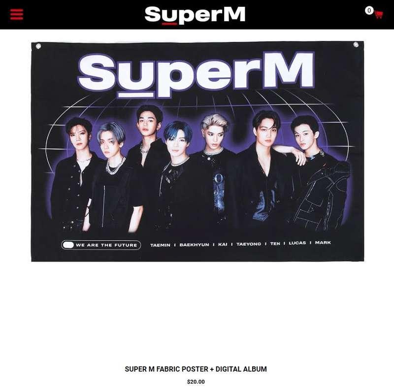 Hậu quả việc EXO-L dằn mặt SM Entertainment, Baekhyun và Kai xếp bét bảng album đặt trước trong SuperM-2