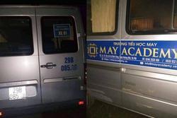 Tài xế sốc ma túy chết trên ô tô đưa đón học sinh ở Hà Nội