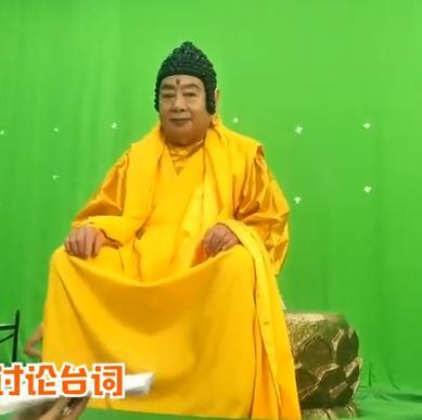 VZN News: Phật Tổ Như Lai trong Tây Du Ký 1986 bất ngờ tái xuất sau 33 năm-2