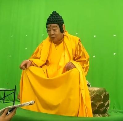 VZN News: Phật Tổ Như Lai trong Tây Du Ký 1986 bất ngờ tái xuất sau 33 năm-3
