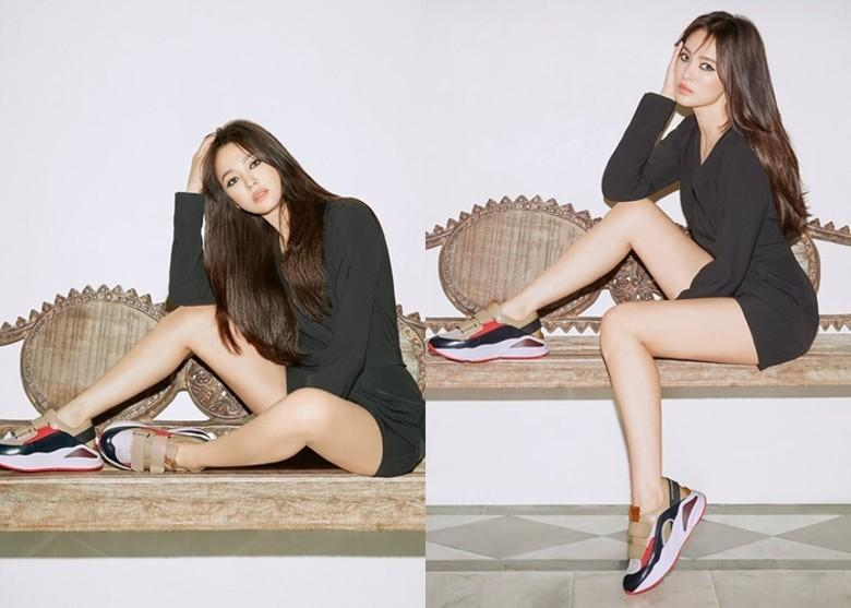 Song Hye Kyo chứng minh: Phụ nữ đẹp nhất khi chẳng thuộc về ai-2