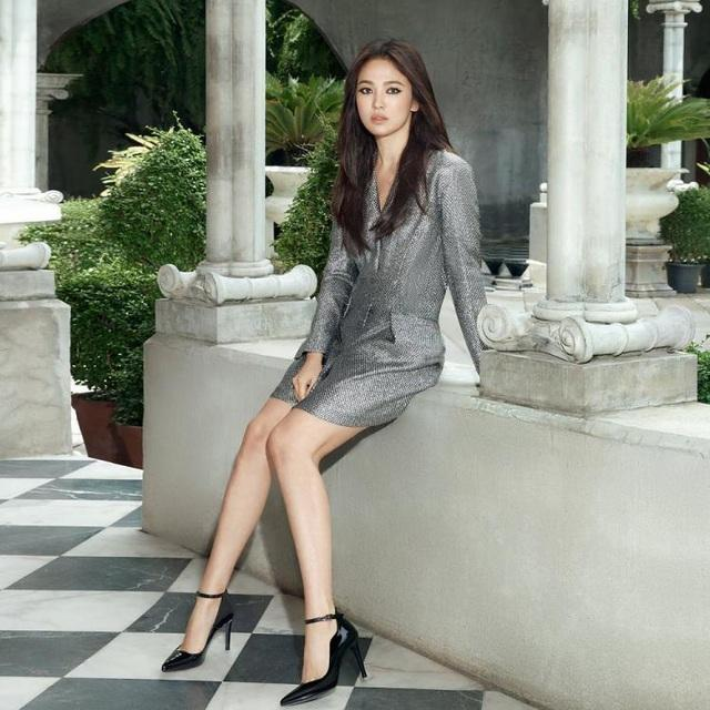 Song Hye Kyo chứng minh: Phụ nữ đẹp nhất khi chẳng thuộc về ai-6