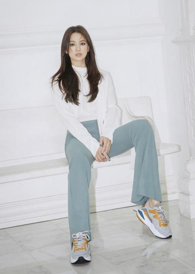Song Hye Kyo chứng minh: Phụ nữ đẹp nhất khi chẳng thuộc về ai-8